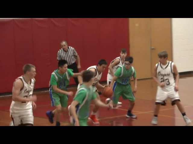 NCCS - Seton Catholic JV Boys  11-25-16