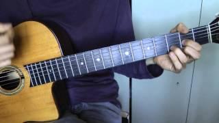 Cours de guitare - DRUPI : Vado Via (1/2) Démo + Couplet + Refrain