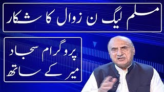 Sajjad Mir K sath | Crises in PMLN | 21 June 2018 | Kohenoor News