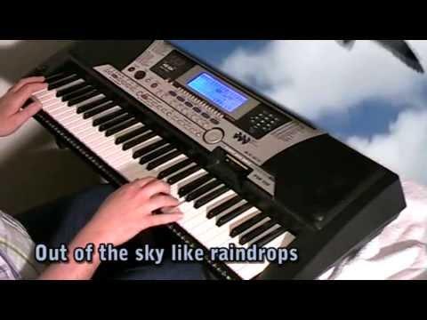 Anouk - Birds ( Karaoke / Meezingversie Met Lyrics ) - Eurovisie Songfestival 2013
