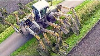 Невероятная сх техника  Лучшие тракторы и комбайны