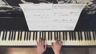 サザエさん オープニングテーマ/筒美京平  -piano cover thumbnail