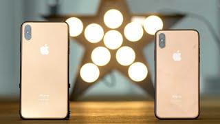 Đập hộp Iphone XS! Màu Gold...