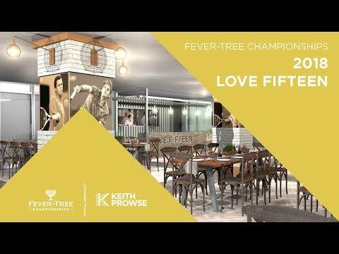 Love Fifteen CGI Hospitality at the 2018 Fever-Tree Championships