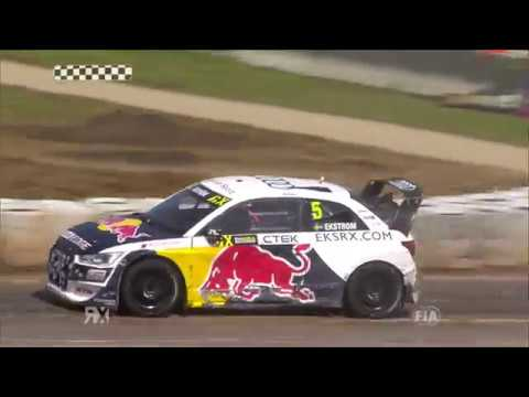 world rx 2018 rallycross of barcelona final youtube. Black Bedroom Furniture Sets. Home Design Ideas