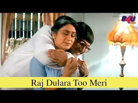 Raj Dulara Too Meri | Full Song | Jaan Se Pyaara | Govinda, Divya Bharti | HD