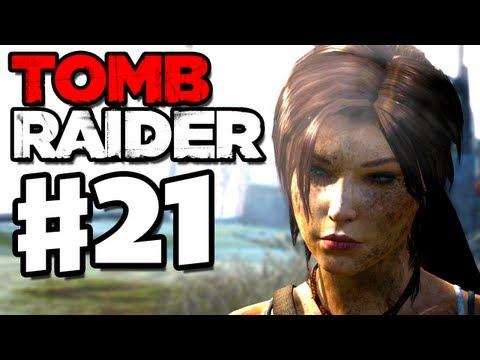 Tomb Raider - 2013 Gameplay Walkthrough Part 21 - Boat Repair (PC, XBox 360, PS3)