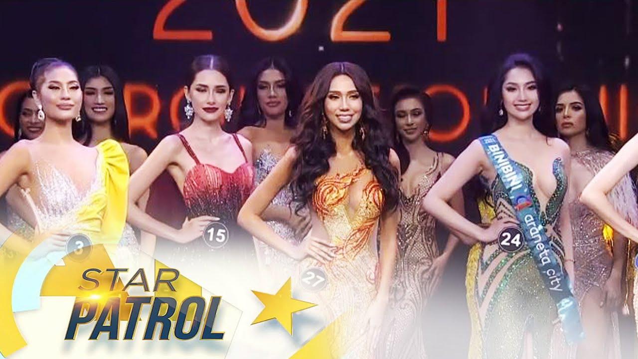 Download PANOORIN: Mga agaw-eksena sa Binibining Pilipinas 2021 coronation   Star Patrol