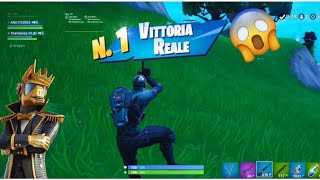 AU DÉBUT VITTORIA REAL EN DUO!? FORTNITE BATTLE ROYALE