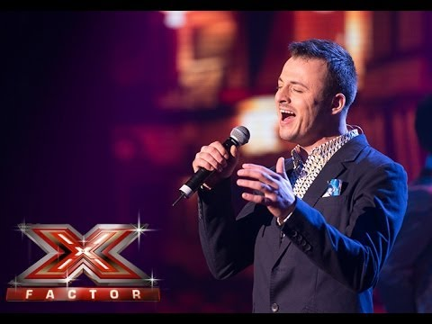 Daniel Kajmakoski (Unchained Melody - Righteous Brothers) - X Factor Adria - LIVE 7