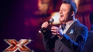 Daniel Kajmakoski (Unchained Melody - Righteous Brothers) - X Factor Adria - LIVE 7