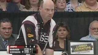 2009 Bowling US Open: Match 3: Chris Barnes vs Mike Scroggins part 2