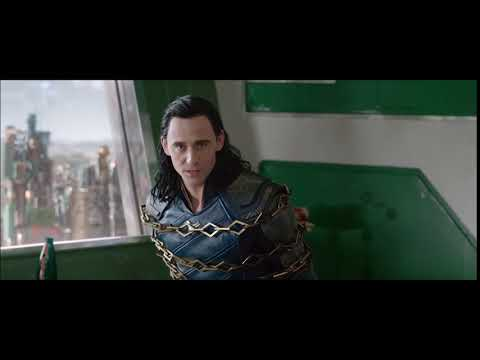 Thor: Ragnarok - I'm looking for safe passage... through the anus