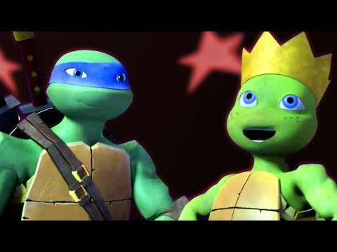 Teenage Mutant Ninja Turtles Legends - Episode 130 - Mikey Imagination