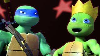 Teenage Mutant Ninja Turtles Legends   Episode 130   Mikey  Magination