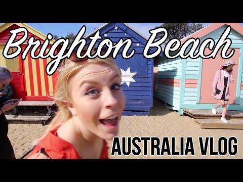 Famous Brighton Beach / Fitzroy - The Nunnery Hostel | Melbourne | Australia