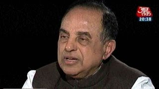 Seedhi Baat With Subramanian Swamy
