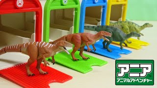 福井県立恐竜博物館オリジナル アニア 恐竜フィギュア フクイサウルス フクイラプトルを見ていきます