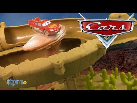 【Sunny Buy寶貝館】◎預購◎美國迪士尼 汽車總動員3 Cars 3 Willys Butte 變形軌道組