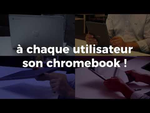 Changez pour Chromebook avec Econocom !