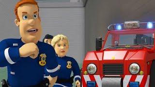 Il go-kart impazzito! - 1 ORA 🔥 Sam il Pompiere italiano nuovi episodi | Cartone