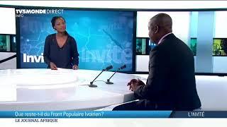 CPI: visite de Laurent Gbagbo par son porte parole et révélation sur son état de santé (img TV5)