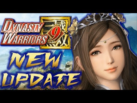DYNASTY WARRIORS 9 New Update & Informal Outfits [Latest Update 16/11/2017]