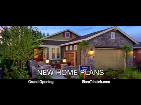 Shea Homes at Tehaleh: 55+ Retirement Community in Bonney Lake, Washington