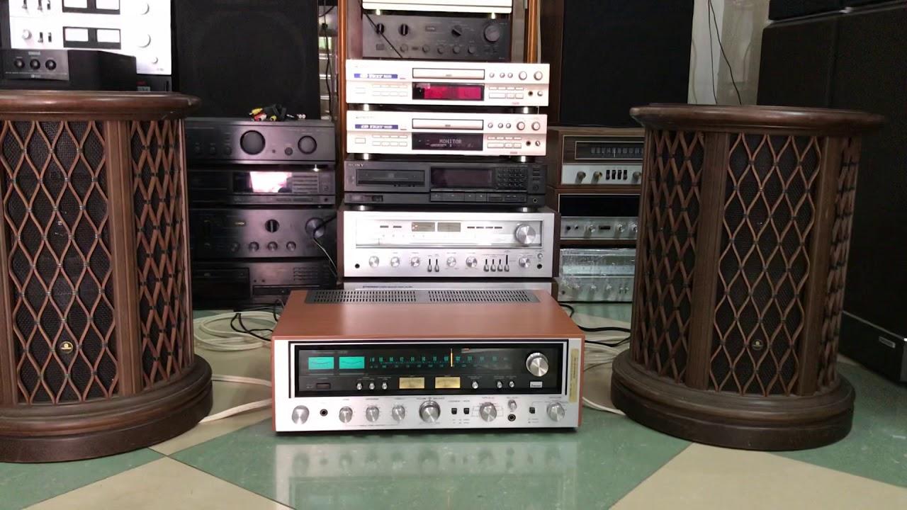 Loa pioneer cs 06 + ampli sansui 7070: Phan Điền Audio ĐT 0339902222