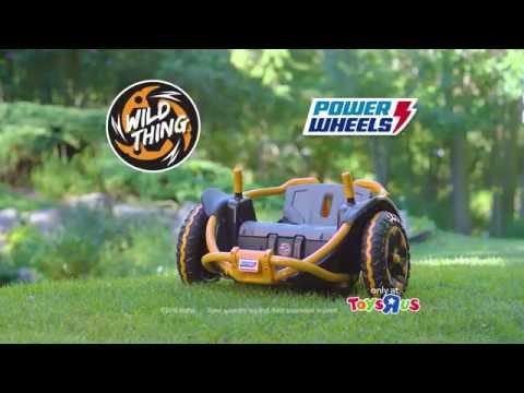 Power Wheels Wild Thing   Toys R Us Canada