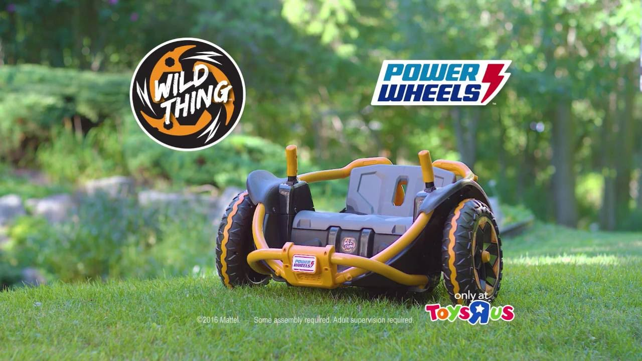 Power Wheels Wild Thing | Toys R Us Canada