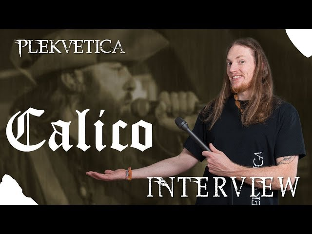 [ Interview ] Calico (2017) | Pirate Metal