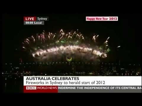 BBC World News - 31 December 2011 - 1300 GMT