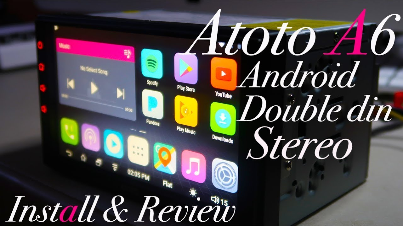 Best Double Din Head Unit 2019 | US Auto Authority