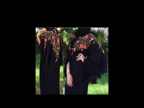 [video] Trendy Style Abaya Designs – Latest Abaya Designs 2019-2020 – Dubai Abaya Designs – Beautiful Abaya Style