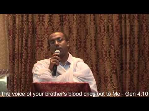The Voice of Your Brother's Blood   Sermon