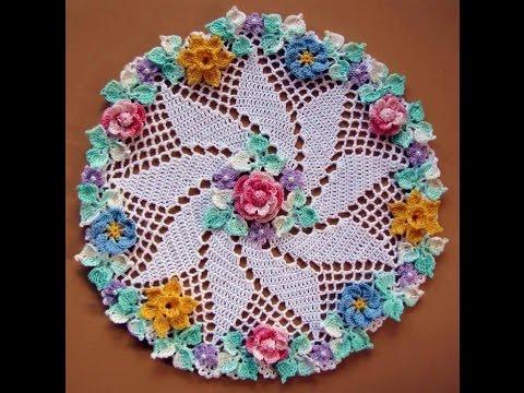 Ullan Thread Hand Work Mats Designs Youtube