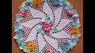ullan thread hand work mats designs