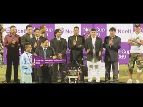 Ncell Cup 2069