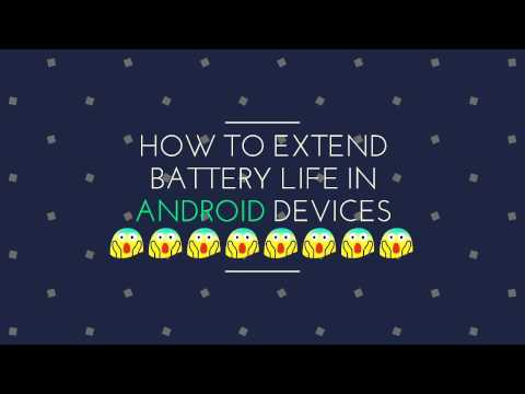 [ROOT ]How To Extend Battery Life | Android | Root