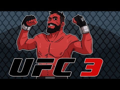 REBIRTH OF A LEGEND! | EA UFC 3 (Middleweight Career) (EP1)