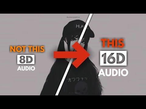 Juice Wrld - Lucid Dreams (16D Audio)