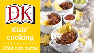 Kids' Cooking: Chili Con Carne