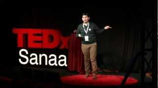 Making fiction a reality the electromagnetic way:  Akram Alomainy at TEDxSanaa 2012