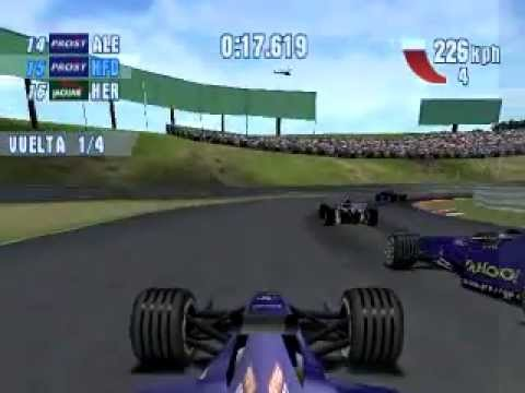 f1 2000 game