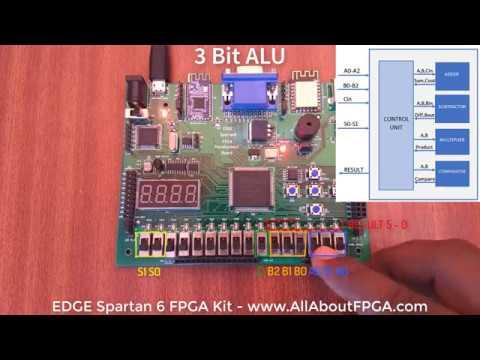 FPGA Tutorial - ALU