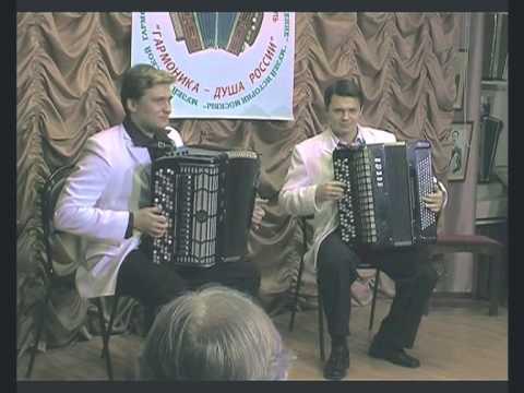 Рассыпуха. Russian Melodies, баян