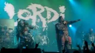 LORDI-Would You Love a Monsterman,2015 02 24,Barba Negra