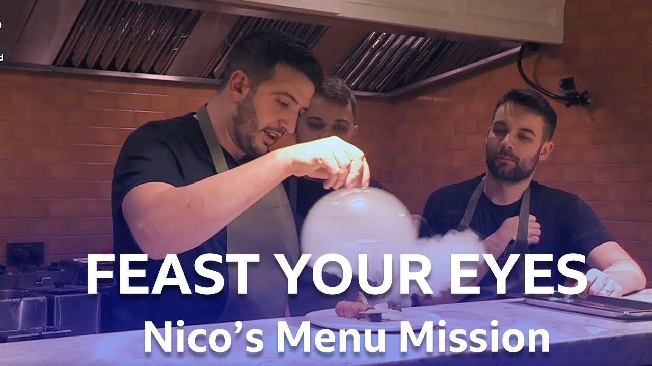 The Six-Course Chippie | Nico's Menu Mission | BBC Scotland