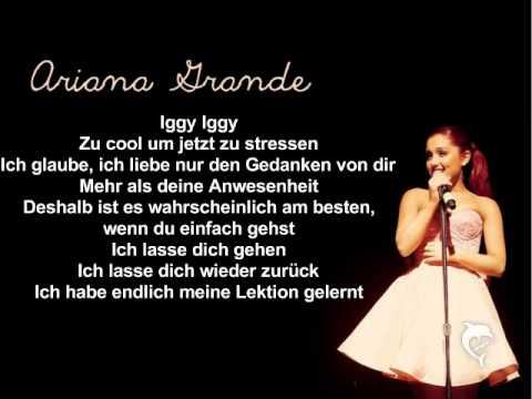Ariana Grande - Problem (Deutsche Übersetzung)